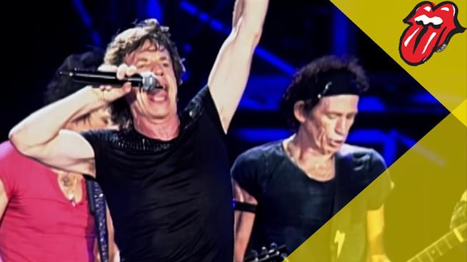Stones Release Live Album