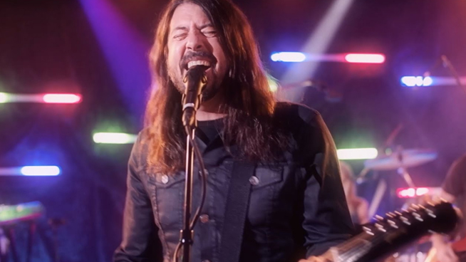 """Foo Fighters Release Dee Gees Video for """"You Should Be Dancing"""""""