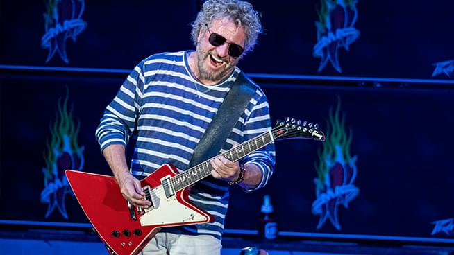 Sammy Hagar Wants To 'Blow People's Minds' With Vegas Shows