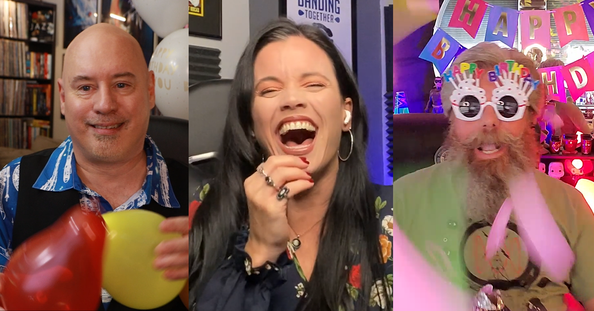 Watch Soundwaves TV #94 – 40 is the New Fabulous