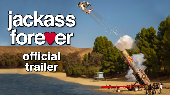 The 'Jackass Forever' Trailer is Here