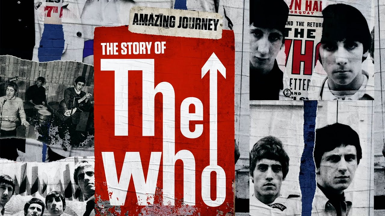 The Who's 'Amazing Journey' Documentary Finally Streamable in deal with Amazon