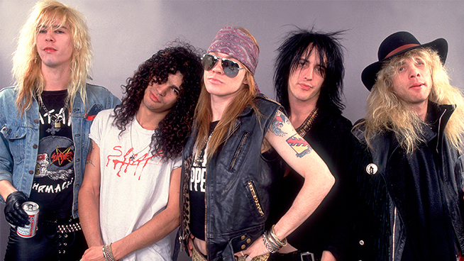 New 'Video Podcast' Will Cover Guns N' Roses First 50 Gigs