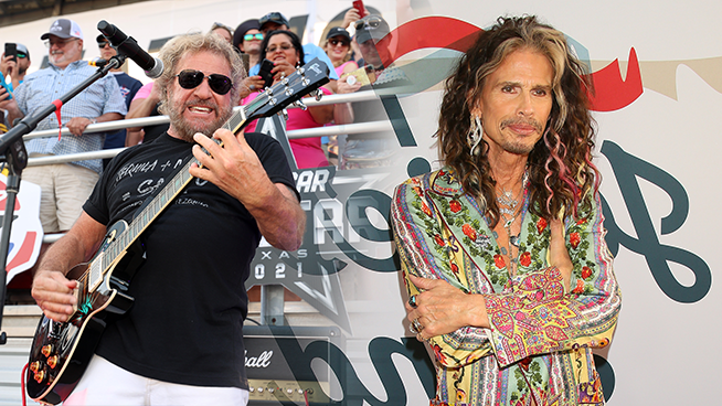 The Mostly True Story of Sammy Hagar Almost Fronting Aerosmith