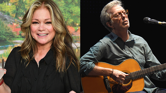 Valerie Bertinelli Reacts to Clapton's Vaccine Decision for Upcoming Shows