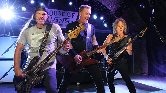 Metallica's 'Black Album' 30th Anniversary Celebration Now Includes Its Own Shoe