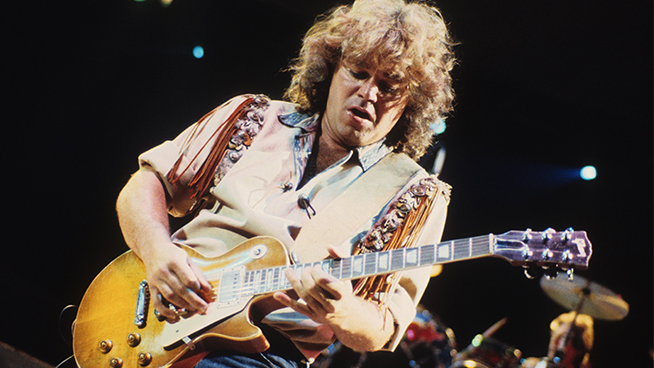 New Song by REO Guitarist Gary Richrath Released 5 Years after his Death