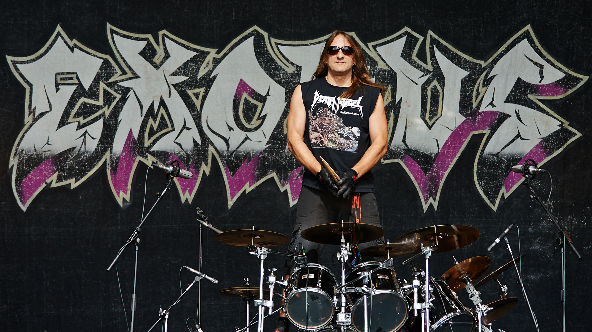 Exodus Drummer has Reportedly Beaten Cancer