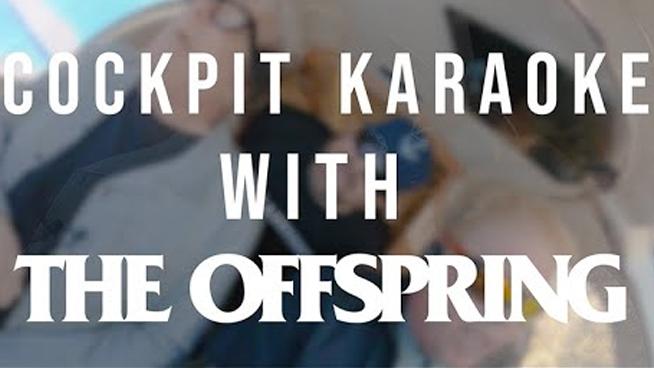 The Offspring Debuts 'Cockpit Karaoke'