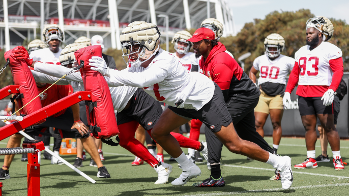 49ers Practice Report: The defense reintroduces itself