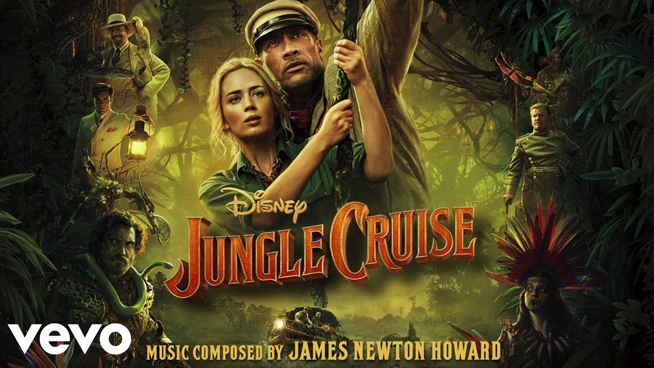 """Metallica Does """"Nothing Else Matters"""" for 'Jungle Cruise' Film"""