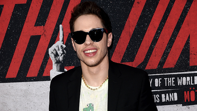 Pete Davidson On Joey Ramone Biopic: 'I'm Still In Shock That They're Letting Me Do This'