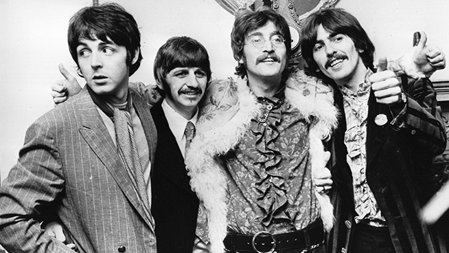 Beatles Music To Be Sealed In 'Doomsday' Vault For 1,000 Years