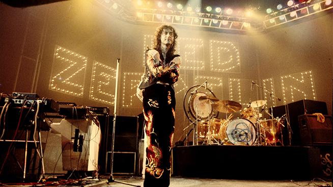 'Unprecedented' Led Zeppelin Documentary Finished