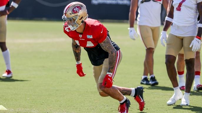 49ers Practice Report: Jalen Hurd resurfaces in final practice before real(ish) action