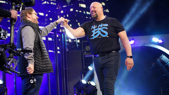 The World's Largest Athlete Paul Wight Talks About AEW Rampage