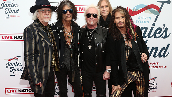 Aerosmith to Share Previously Unreleased Material