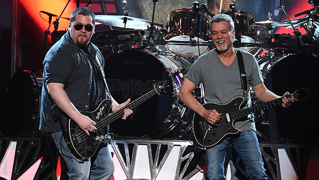 Wolfgang Van Halen: 'I'm Not F—in' Playing 'Panama' for You'