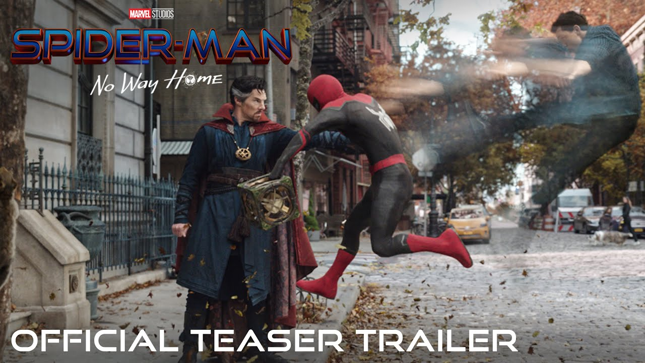 Watch the New 'Spider-Man: No Way Home' Trailer