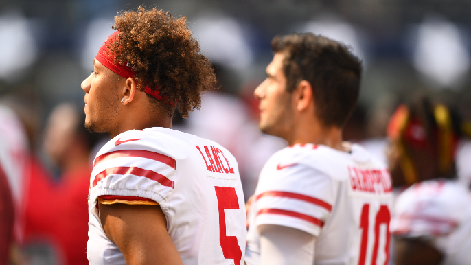 49ers Notebook: Mixing up the QB reps, and Nick Bosa's return to 11-on-11s