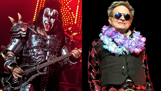 Gene Simmons Apologizes For Comparing David Lee Roth To Fat Elvis