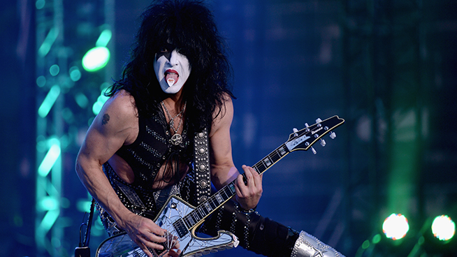KISS' Paul Stanley Tests Positive for COVID-19