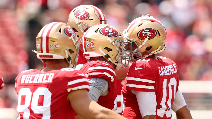 Takeaways after 49ers show off their two-QB experiment in preseason finale