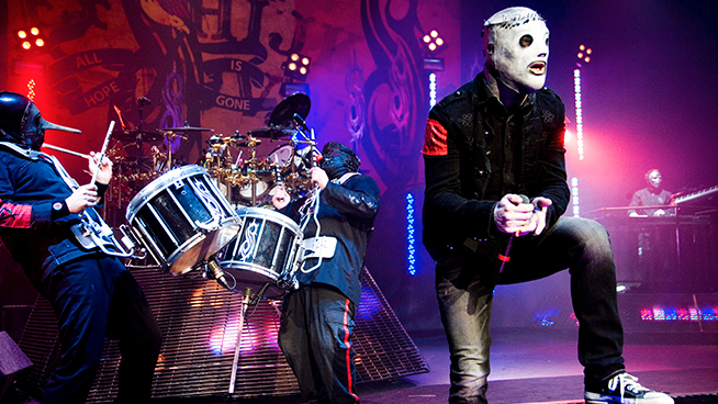 Corey Taylor Has '3 Songs Left' To Record For New Slipknot Album