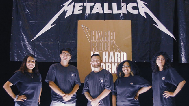 Metallica and Carhartt Team Up To Fund All Within My Hand's Metallica Scholars