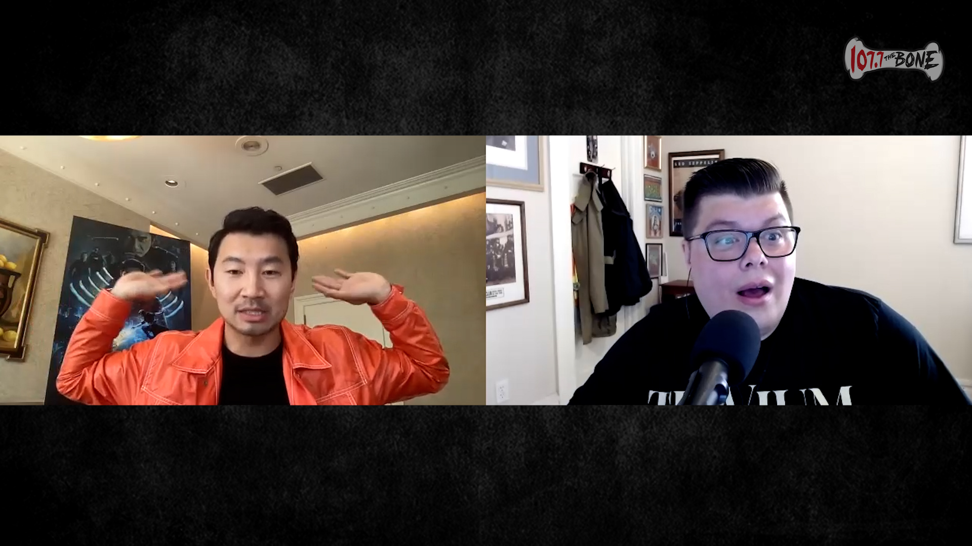 New Marvel Star Simu Liu on His First Major Roll, Action Figure Collecting, and Movie Magic