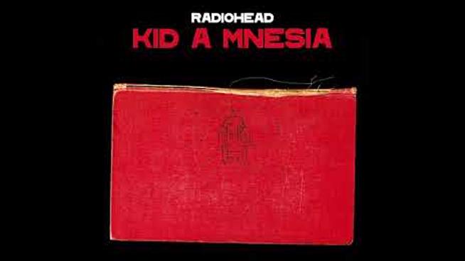 Radiohead Announce Kid A/Amnesiac Reissues