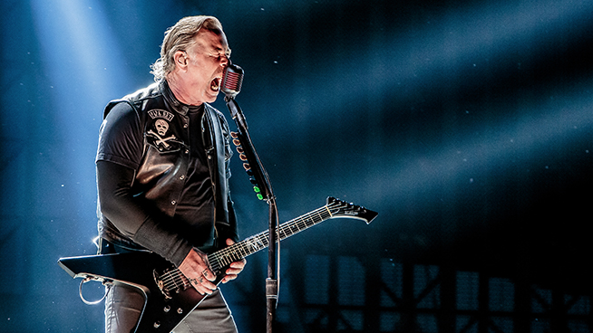 James Hetfield Responds To Fans' Concerns About New Metallica Covers Project