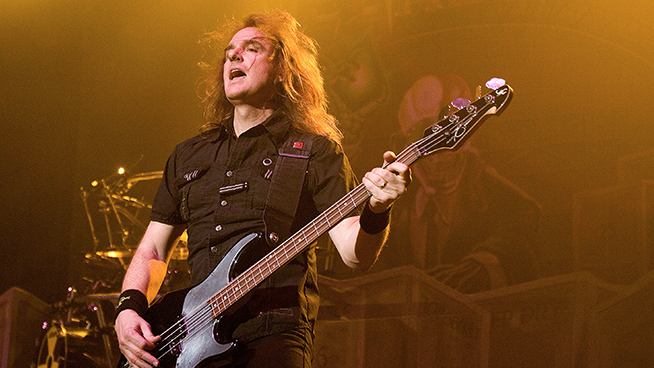 David Ellefson Resurfaces with New Band