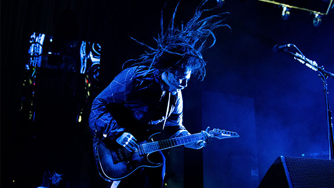 Korn Reveals Fill-In Guitarist