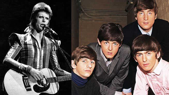 John Lennon And Paul McCartney Nearly Formed A Supergroup With David Bowie