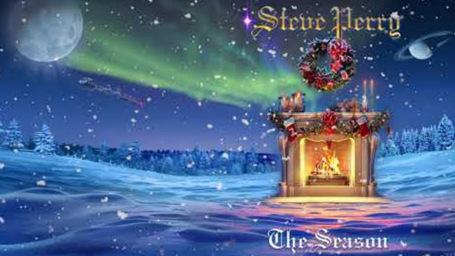 Ex-Journey Frontman Steve Perry To Release First Holiday Record