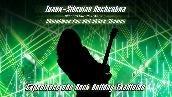 December 1: Trans-Siberian Orchestra