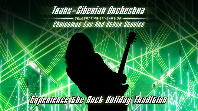 Try To Win Tickets To Trans-Siberian Orchestra!