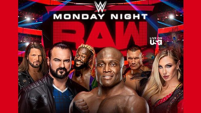 October 11: WWE Monday Night Raw
