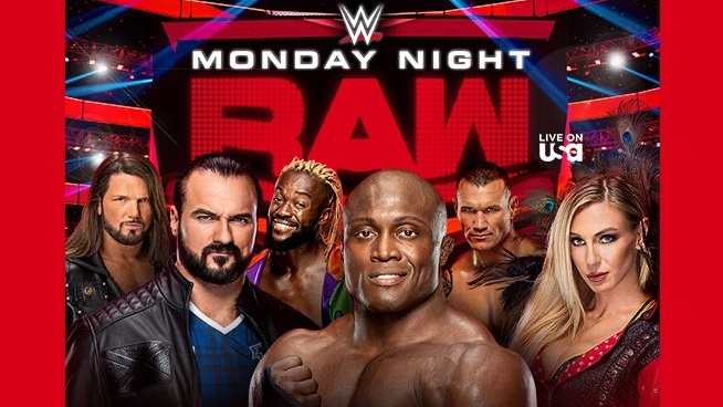 Try to Win Tickets to WWE Monday Night Raw!
