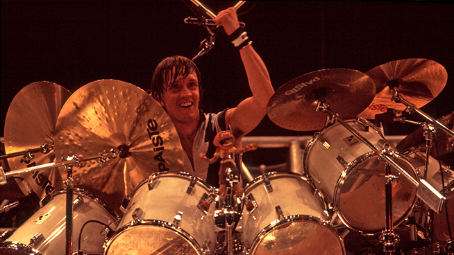 Iron Maiden's Nicko McBrain Nearly Quit The Band After Live Screwup