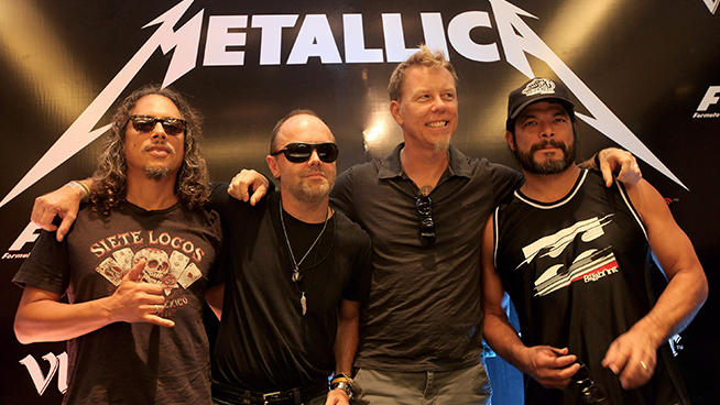 SOLD OUT: Metallica To Play Surprise Show At The Independent Tonight, September 16th