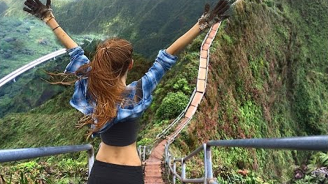 O'ahu's Infamous 'Stairway To Heaven' To Be Torn Down