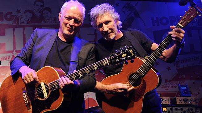 Roger Waters Disses 'Toxic' Pink Floyd Bandmates