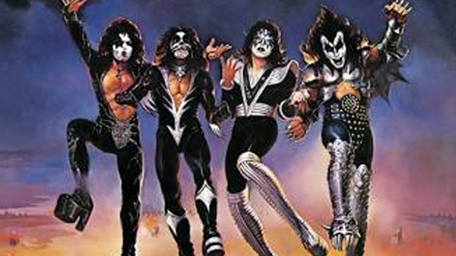KISS Releasing 'Super Deluxe' Anniversary Edition Of 'Destroyer'