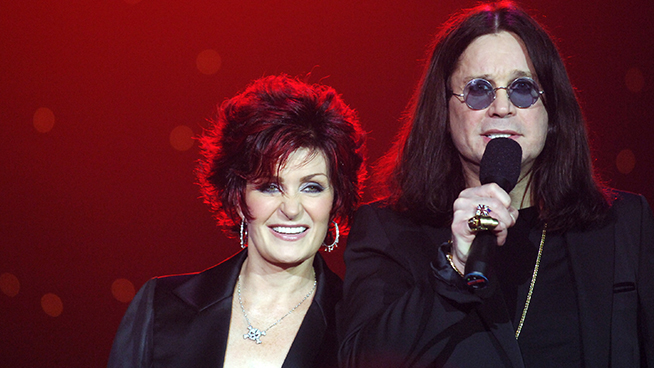 Ozzy And Sharon Osbourne Biopic Will 'Pull No Punches'