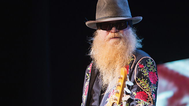 ZZ Top Says Counterfeiters Are Trying To Cash In On Dusty Hill's Death