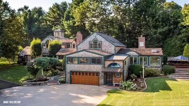 Aerosmith Guitarist Joe Perry Selling His Massive Massachusetts Farm for $4.5M