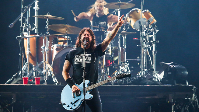 Dave Grohl says Nirvana's 90s gig in Edinburgh bar was 'more real' than TOTP