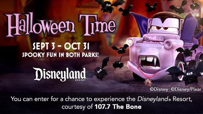 Halloween Time is back at the Disneyland Resort!